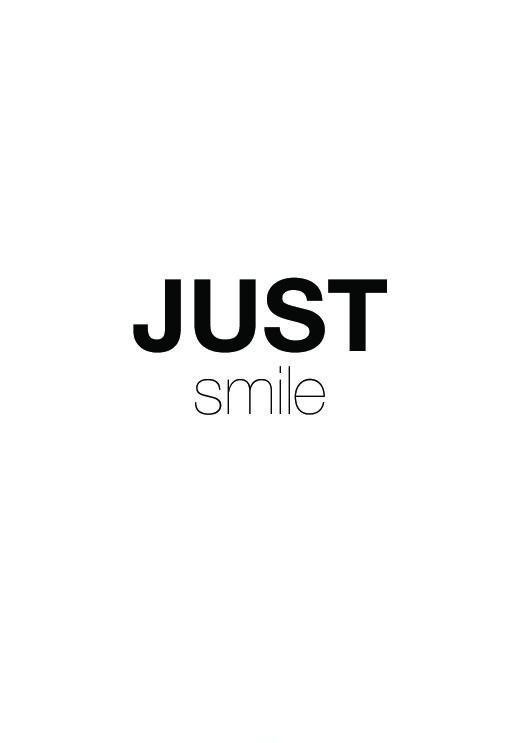 Just Smile Quotes. QuotesGram