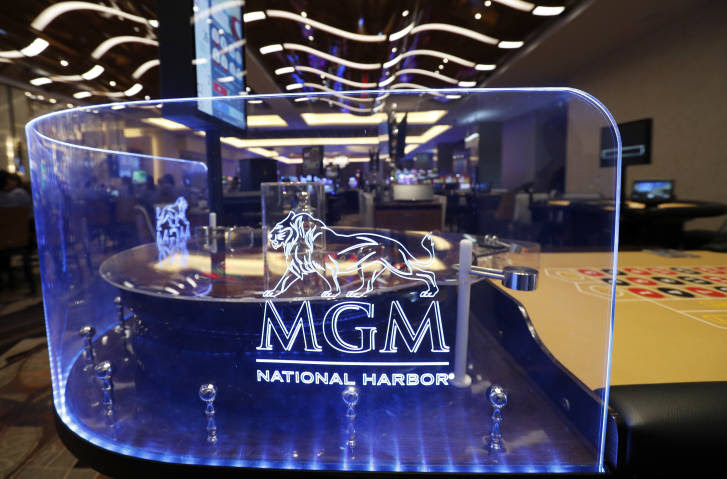 Mgm national harbor propels md casino revenue online slots play for real money