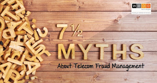 Ebook | The 7 1/2 Myths To Fraud Management