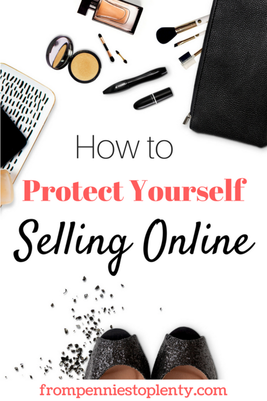How to Protect Yourself Selling Items Online