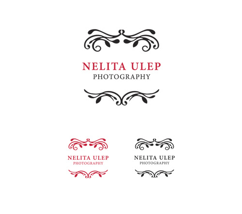 Blog - NelitaUlepPhotography_Logo Design 1 -Print