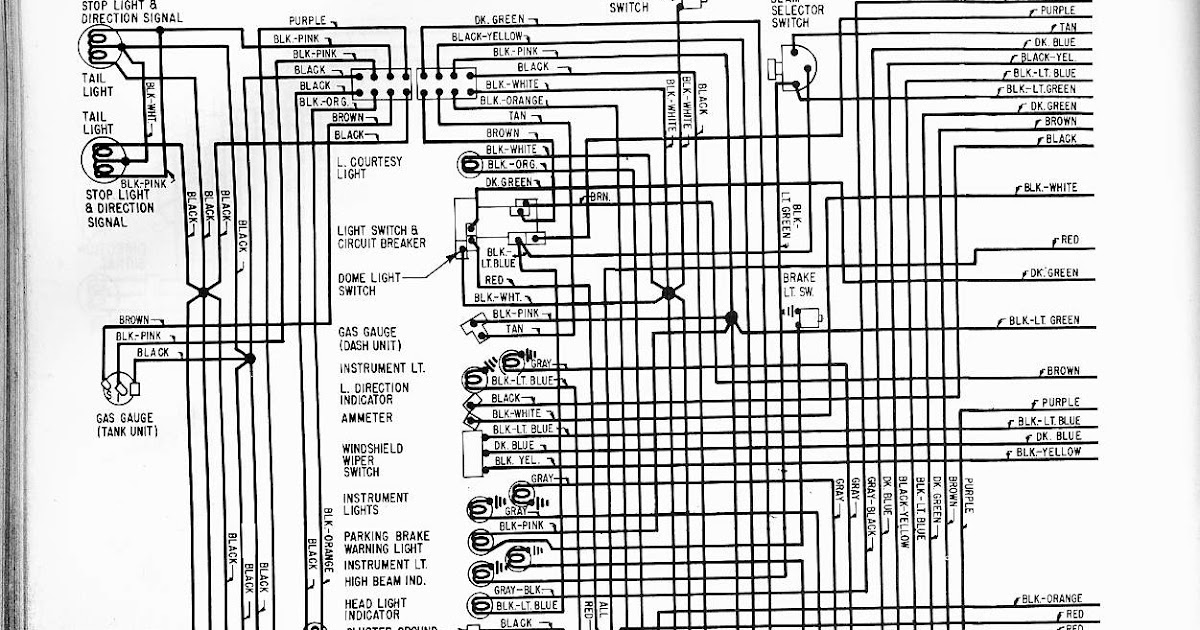 1964 Impala Ac Wiring Diagram Free Download