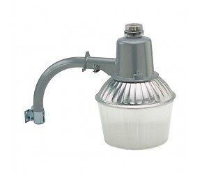150 Watt HPS High Pressure Sodium Barn Dusk to Dawn Outdoor Light ...