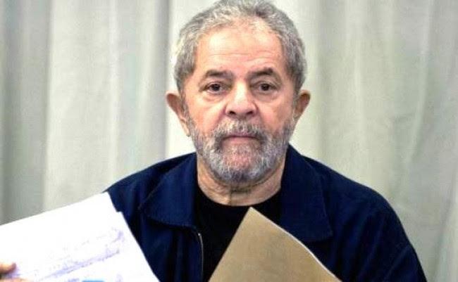 EM NOVA PESQUISA LULA VENCE DISPARADO, na frente de Aécio, Joesley, Odebrecht, Cabral e Cunha