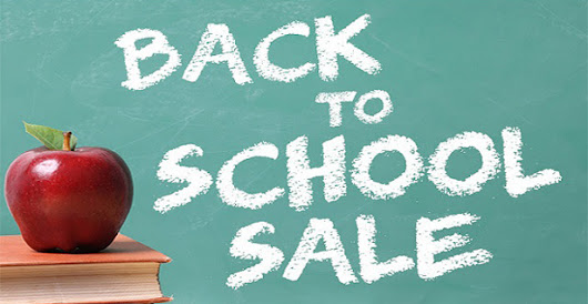 BACK TO SCHOOL Savings at Q-sport.com - 15% Off Storewide