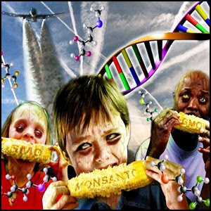 Monsanto: паразиты несут ГМО в Европу