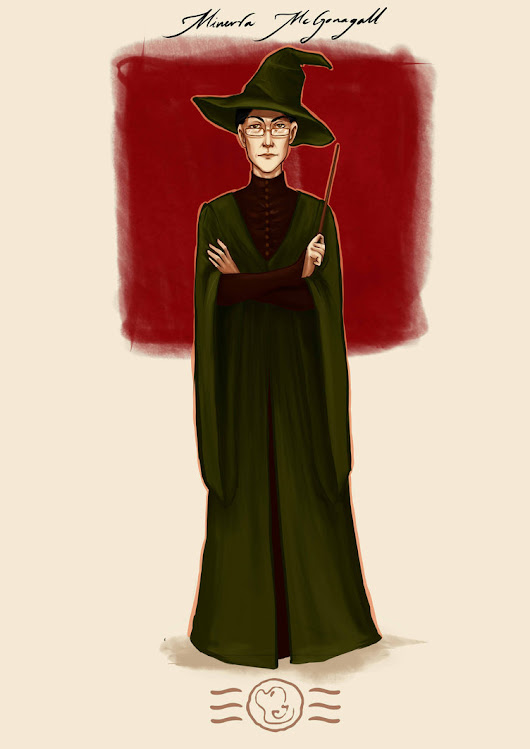 How old is Minerva McGonagall? (and a lesson in humility) – The Harry Potter Lexicon