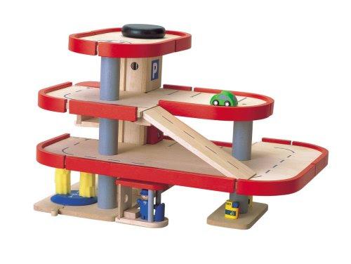 Plan Toys Car Garage
