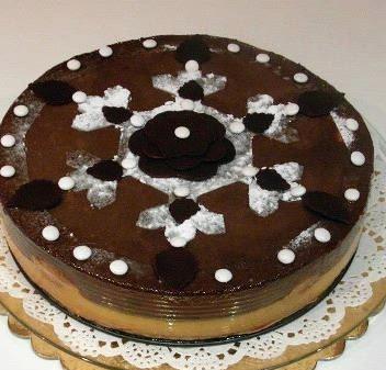 Tarta rellena de donuts de Milagros
