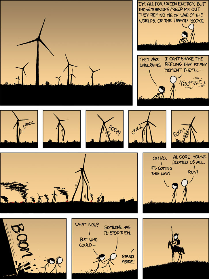 alternative energy revolution