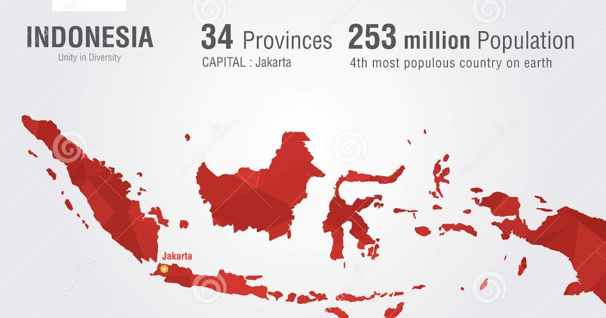 Peta asia tenggara lengkap sejarah negara com. Gambar Peta Indonesia Warna Merah Pedro Gambar