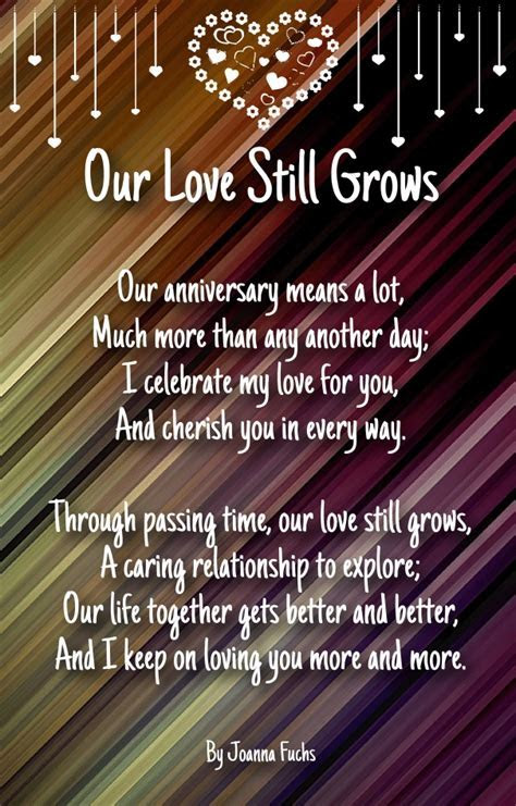 Short Anniversary Sentiments and Poems for Husband   Hug2Love