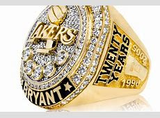 Kobe Bryant, wife Vanessa get diamond rings as retirement