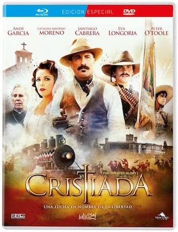  For Greater Glory – The True Story Of Cristiada 2012 Dual Audio Hindi 720p 480p BluRay 1.2GB And 450MB