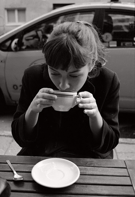 hermicent:  Fika with Emma by sunbear. on Flickr.