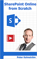 SharePoint Online from Scratch cover