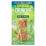 Nature Valley Crunchy Granola Bar, Oats 'n Honey, 1.49 oz, 49-count
