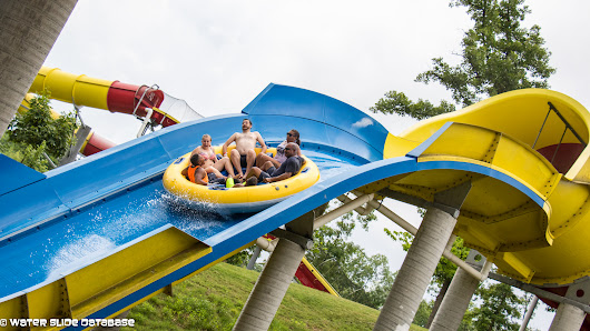 World's longest water coaster Mammoth gets new rafts!
