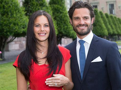 Prince Carl Philip and Sofia Hellqvist, Sofia Hellqvist