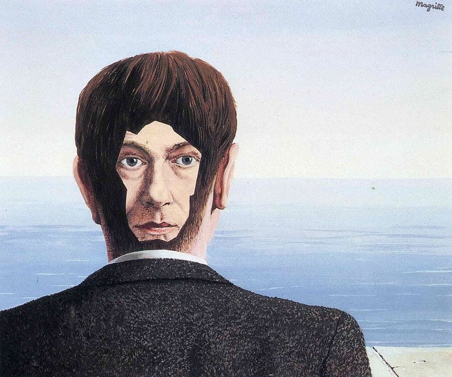 The Glass House, 1939 by Rene Magritte