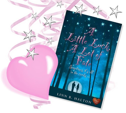 A  Little Luck, A Lot of Fate- Inspiration behind the story – Linn B  Halton-  5* Review