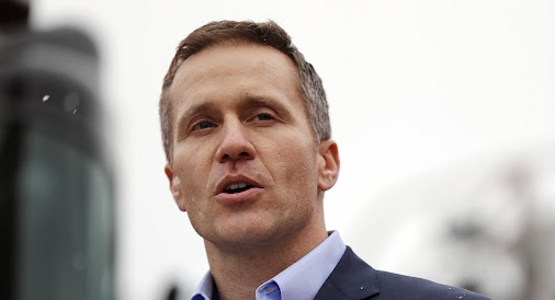 Republican Missouri Gov. Eric Greitens confirms he had extramarital affair and the woman alleges that...