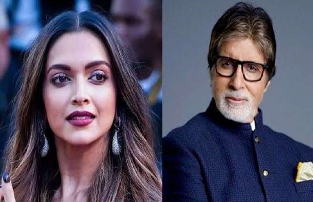 जब दीपिका पादुकोण ने अमिताभ बच्चन पर लगाया चोरी का आरोप, हैरान रह गए बिग बी