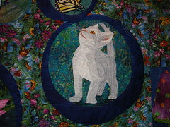 Meadow Meditation (detail) by: Linda Hibbert
