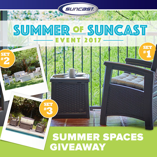 Summer Spaces Giveaway