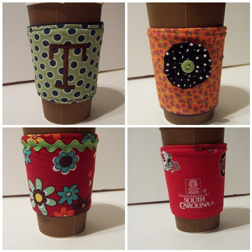 Coffe Cup Cozies