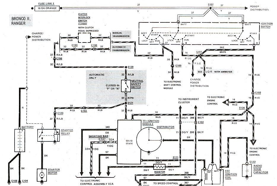 1985 Ford Ignition Module Wiring Diagram | schematic and ...