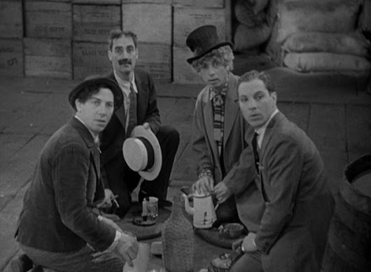 Monkey Business: The Marx Brothers Laugh Fest
