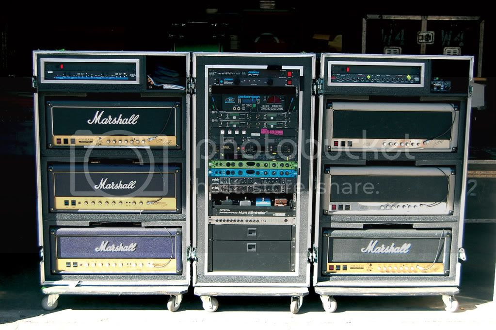 Slash Guitar Rig