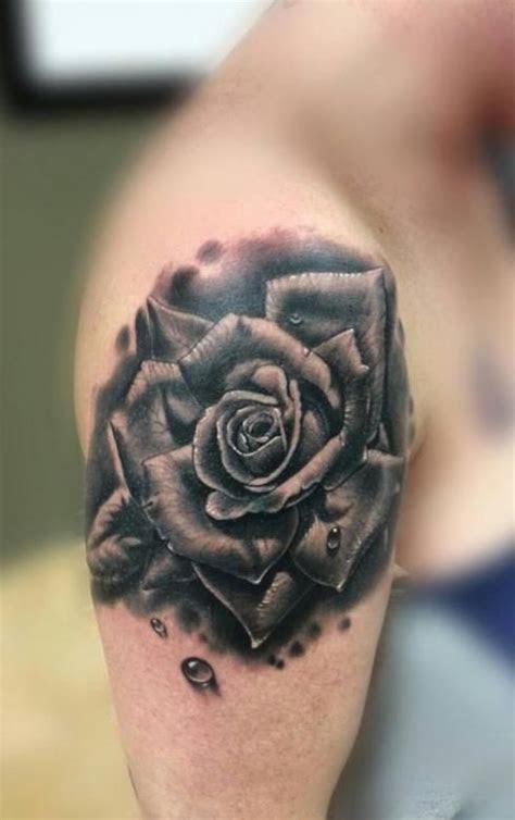 tattoo black rose coverup google search cover tattoo