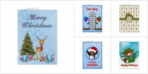 Christmas & Holiday Greeting Card Collection