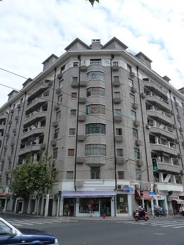 Savoy Apartments, Shanghai