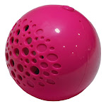 Vibe Spherical Portable Bluetooth Speaker for Android & Apple Devices - Pink