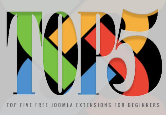 2015 Top Free Joomla Extensions For Beginners