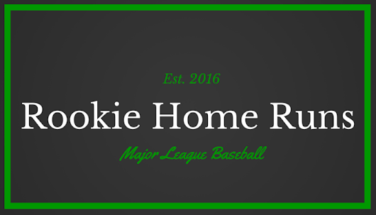 5 Rookie Homers That Will Inspire You [Videos]