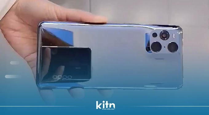 ڤیدیۆی دزەپێکراوی مۆبایلی Oppo Find X3 Pro هەموو ڕەنگەکانی مۆبایلەکە دەردەخات