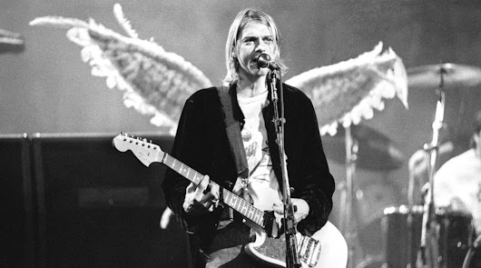 Kurt Cobain, RIP 23 years on; On Being Yourself and too much Empathy