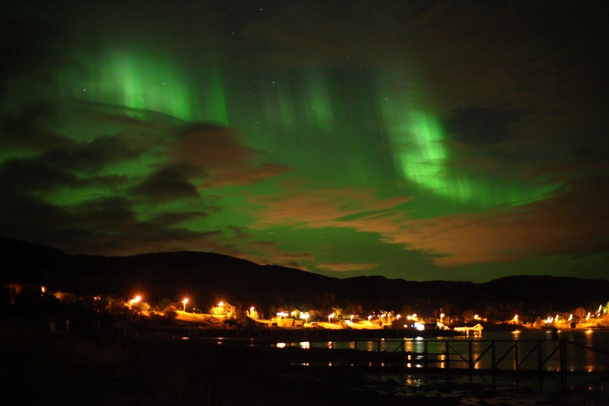 Polarlichter Vorhersage