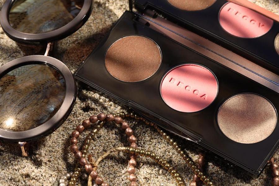 Becca Sunchaser Cheek Palette for Summer 2017
