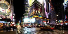 Times Square by imparypasa