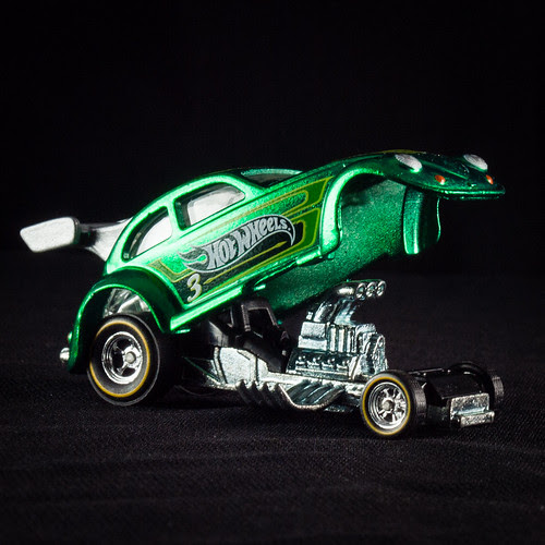 2014 Hot Wheel A Day Project – Volkswagen Drag Beetle