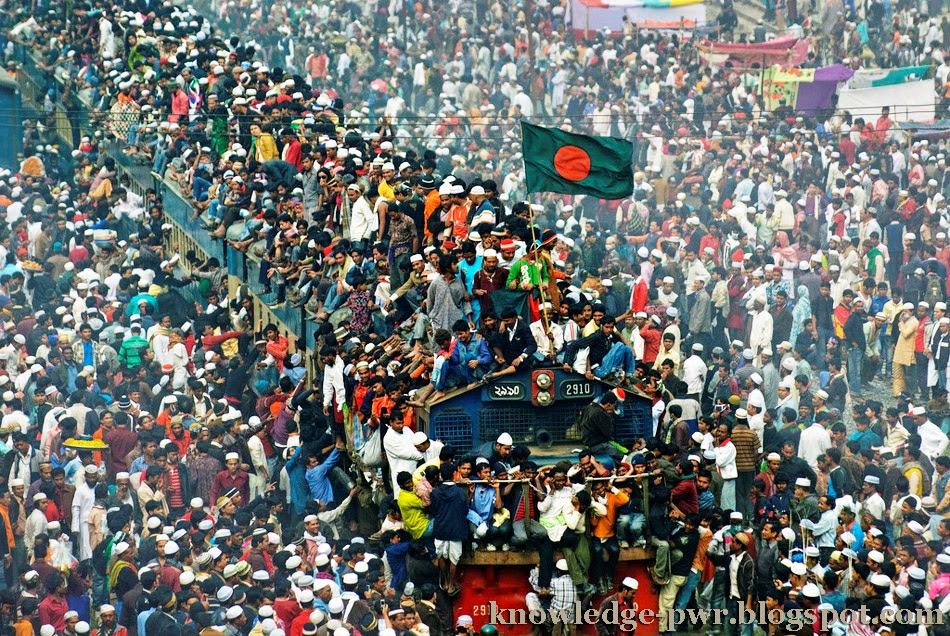 Todos a bordo para Bangladesh - Biswa Ijtema 2014 04