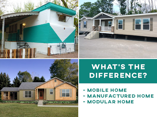 Manufactured Home, Mobile Home and Modular Home: What is the Difference? - Mobile Home Repair