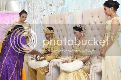 gambar bersanding fasha