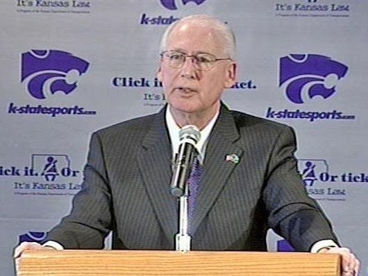 K-State coach Snyder announces throat cancer prognosis