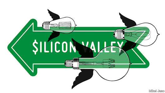 Silicon Valley is changing, and its lead over other tech hubs narrowing - Techsodus